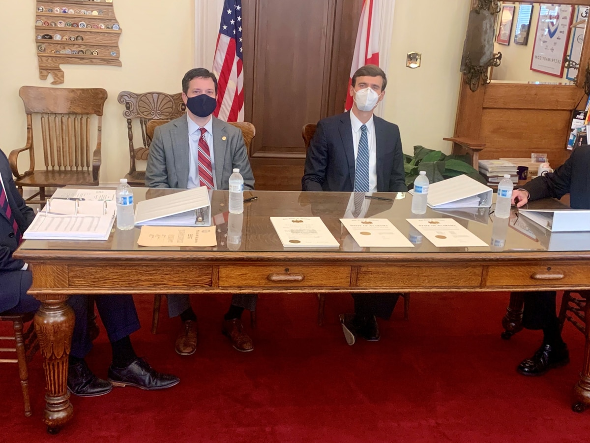 Alabama's State Canvassing Board certifies November 3 election results