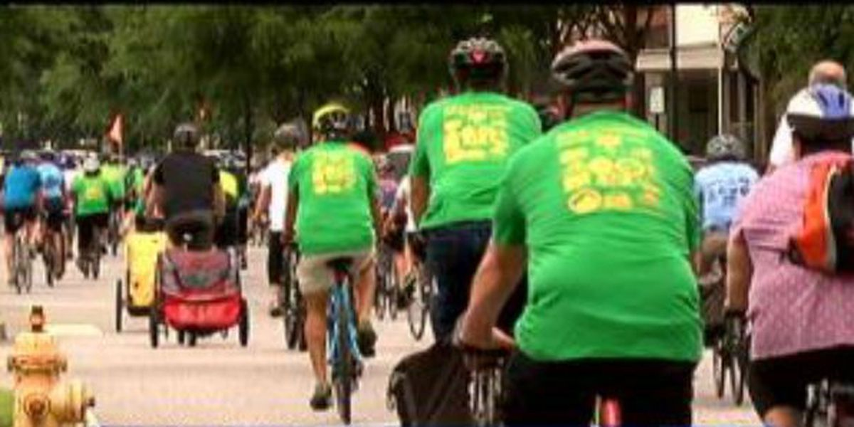 7th annual Bicycle Week takes speed with events Monday