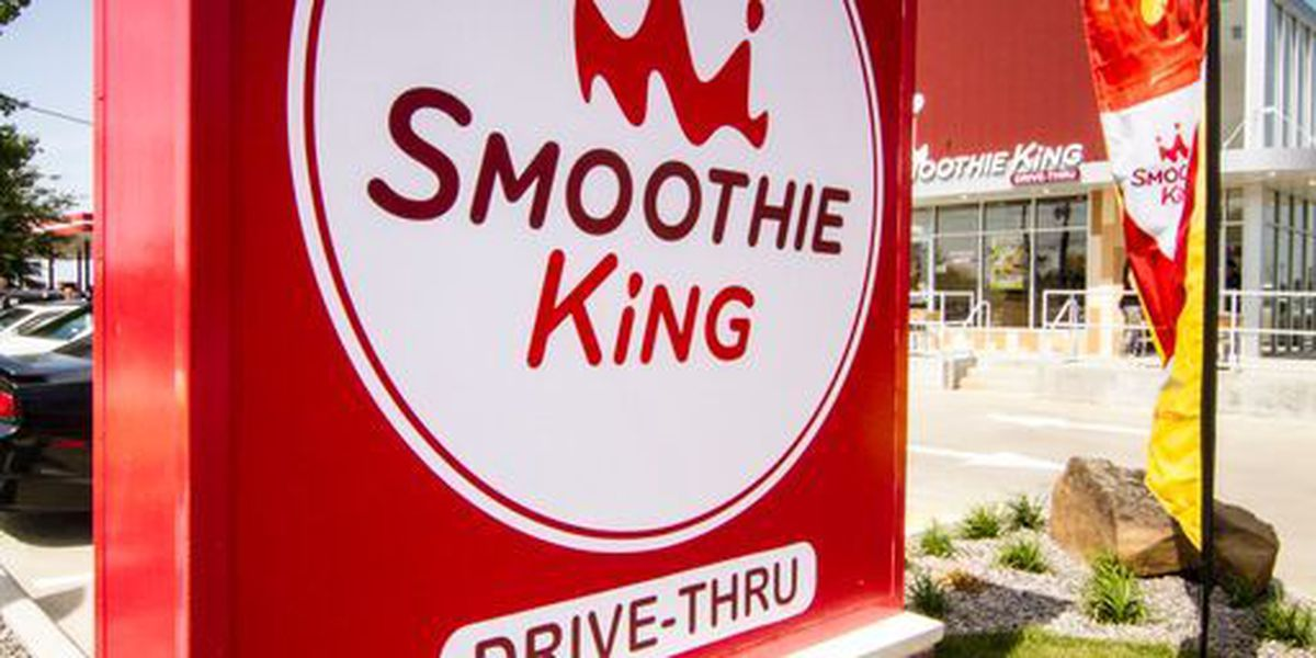 Smoothie King location on Manchester Expy. opens Nov. 15
