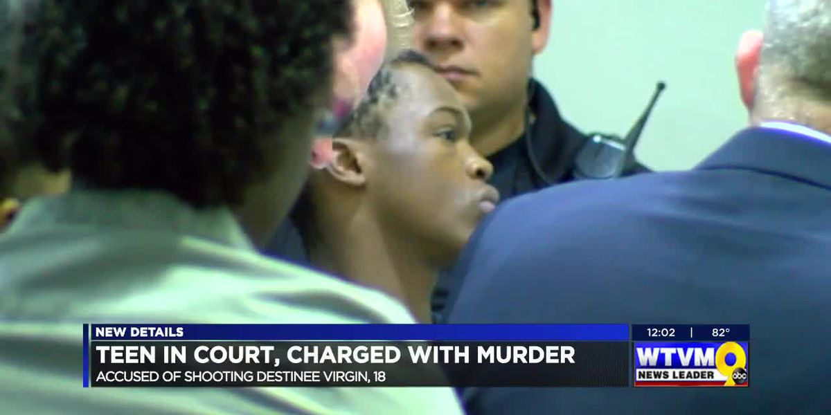 Suspect in deadly Macon Road shooting appears in court