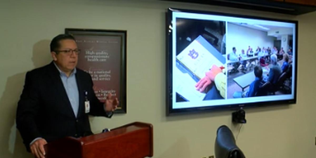 East Alabama medical professionals discuss coronavirus preparations and readiness