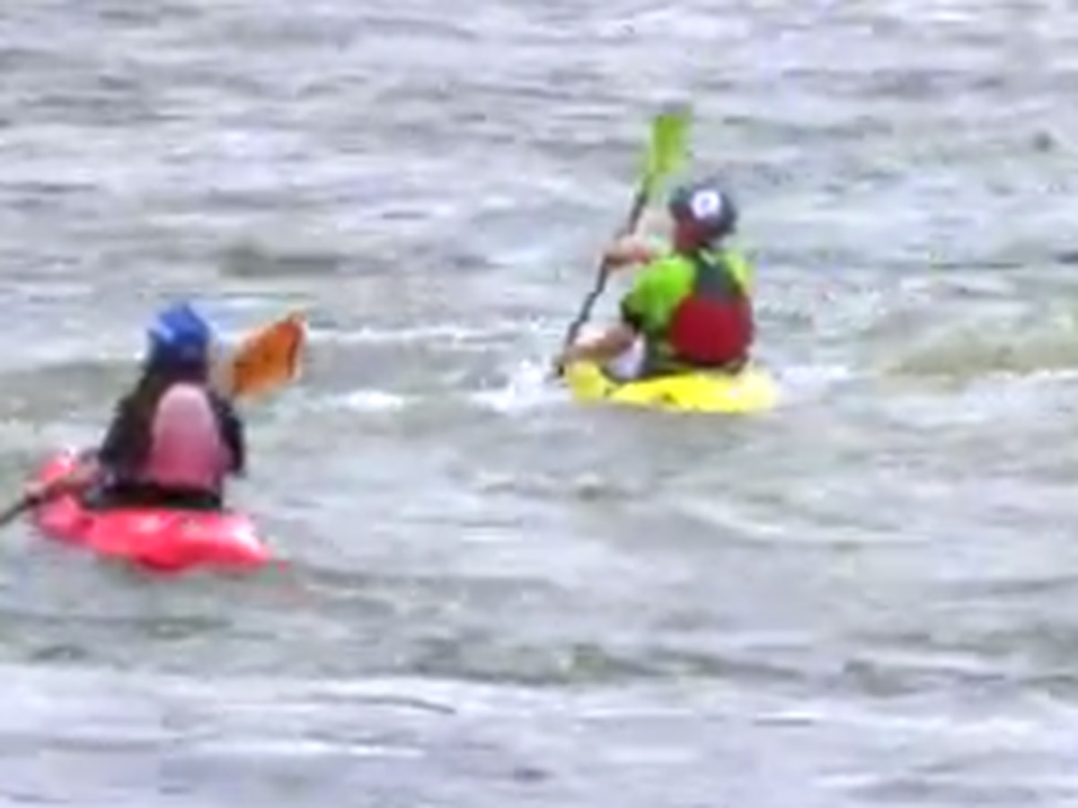 Columbus could host major kayaking tournaments, decision made by summer