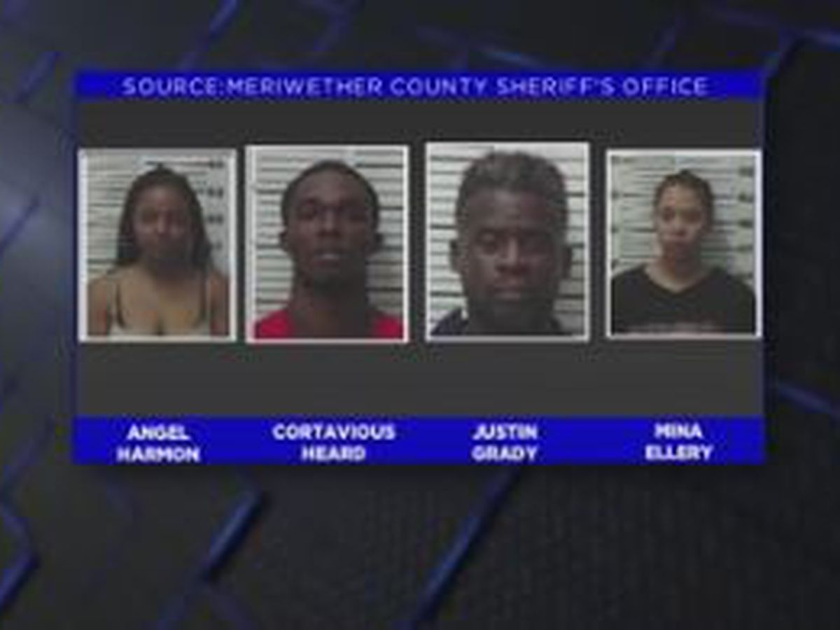 4 sentenced in 2016 murder of elderly Meriwether Co. woman