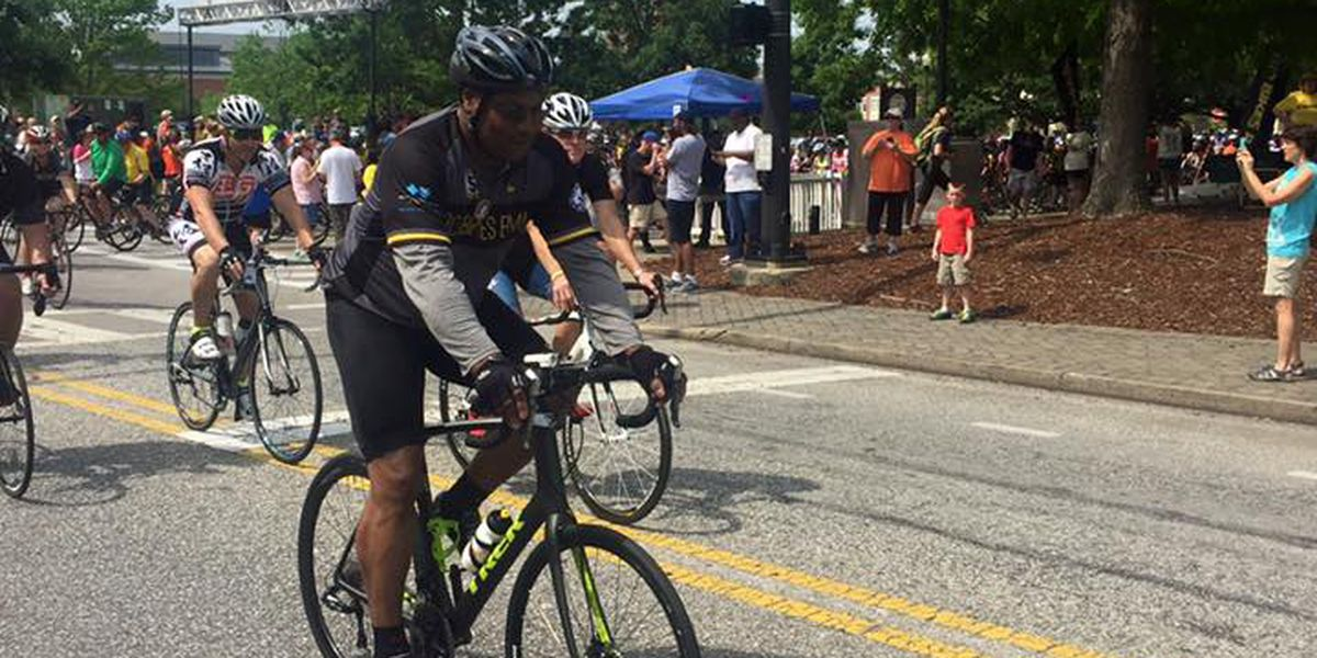 Auburn Sports Legend Bo Jackson announces date for his 8th annual charity bike ride