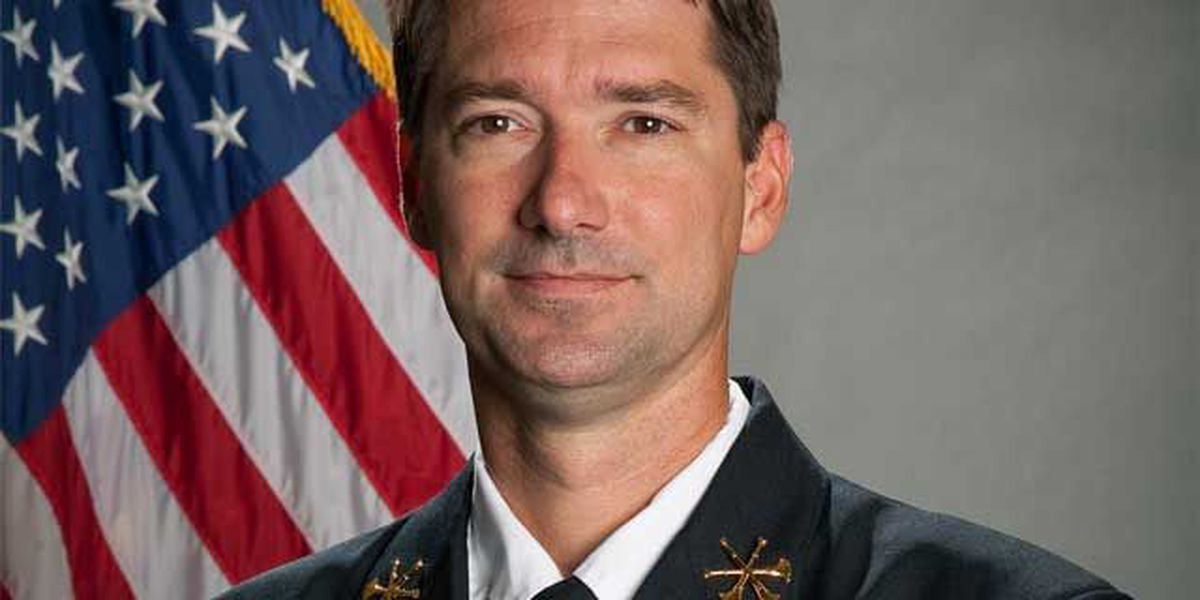 John Lankford appointed new Auburn Fire Chief