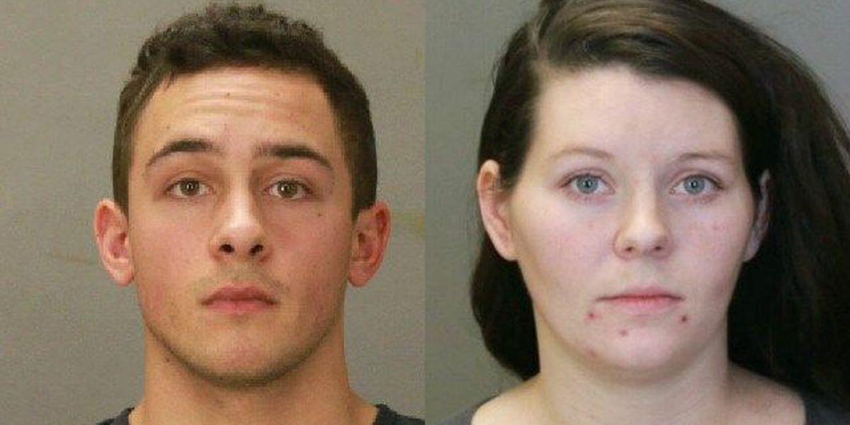 Columbus couple arrested on child cruelty charges