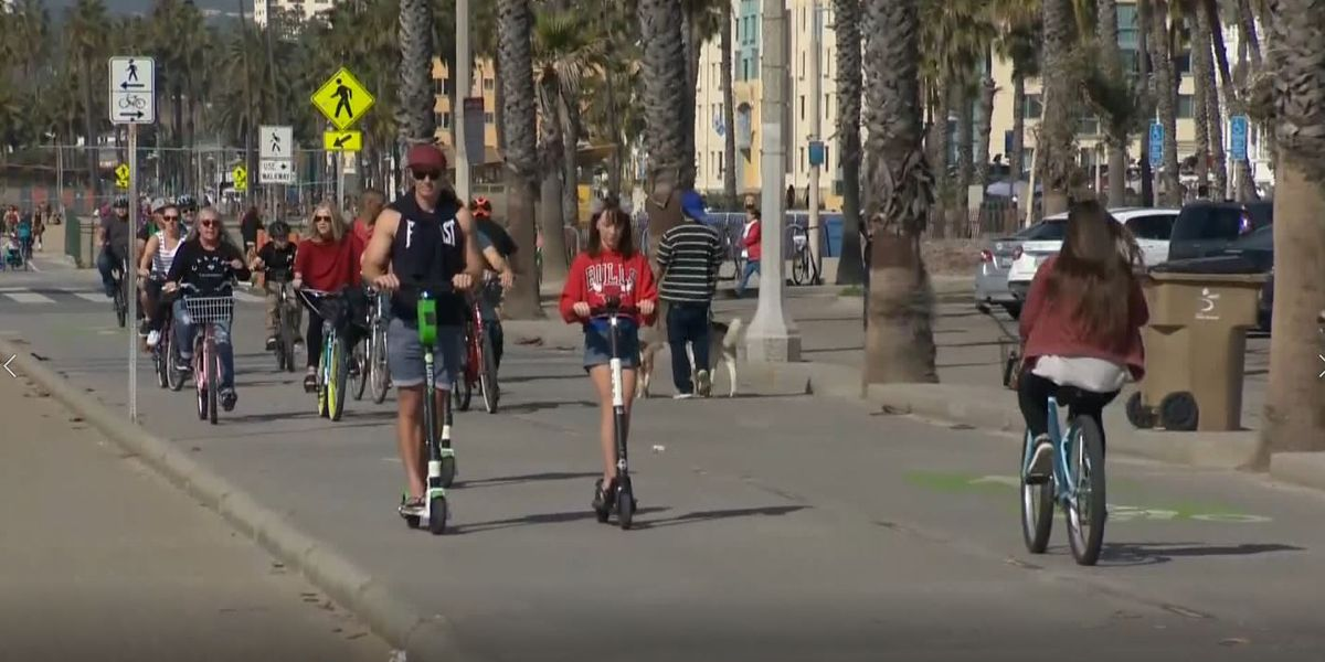 Ala. cities explore allowing electric scooters