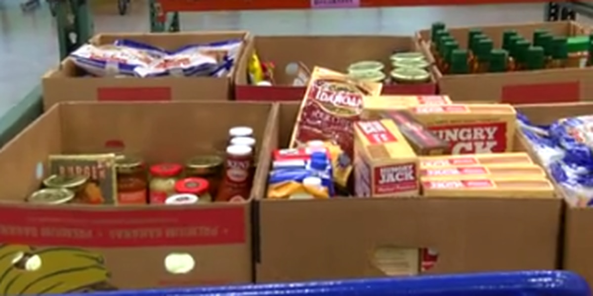 Delta Sigma Theta chapters in Columbus collect food to help Feeding the Valley Food Bank