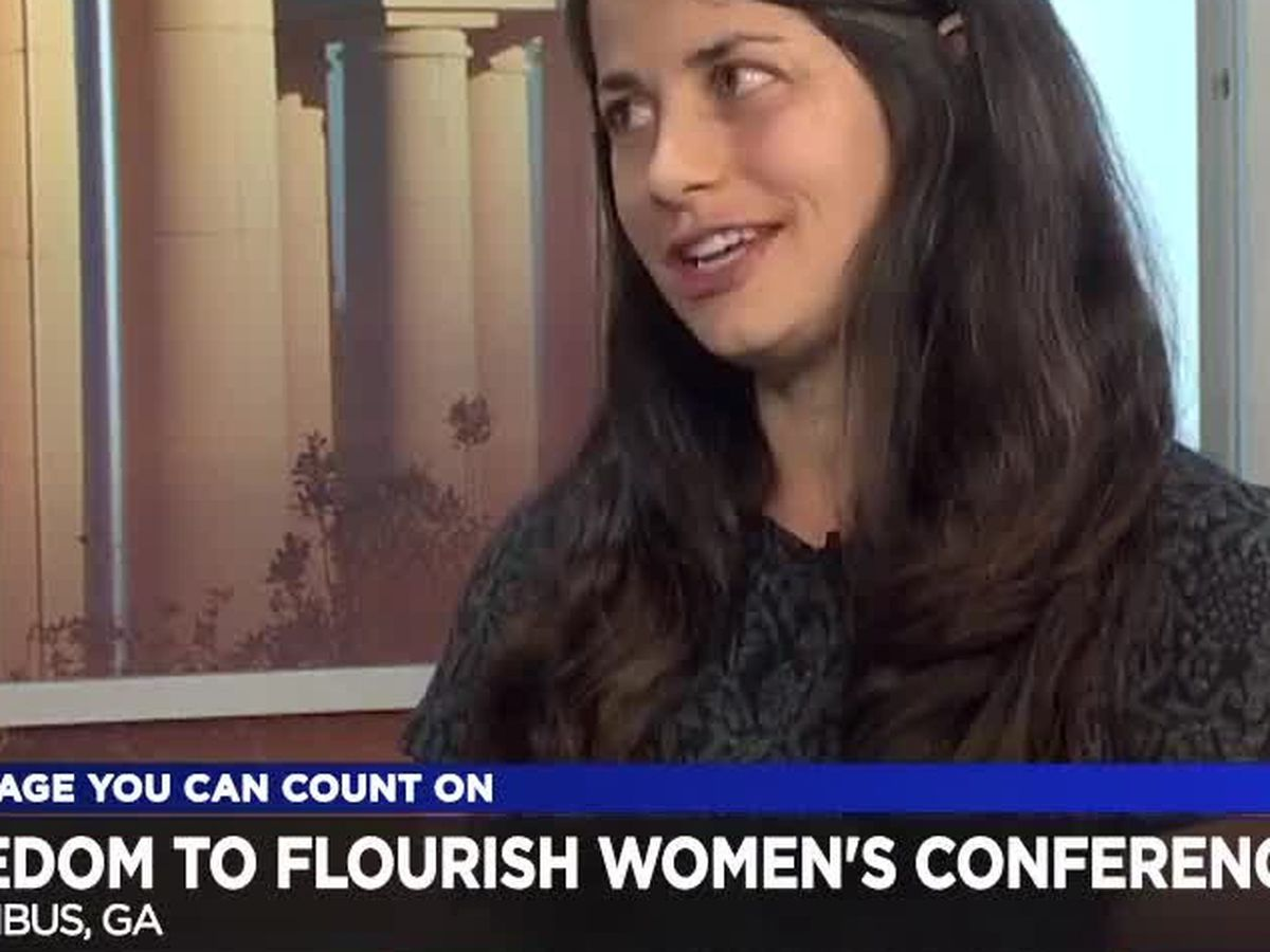 Freedom to Flourish Women's Conference will be this weekend