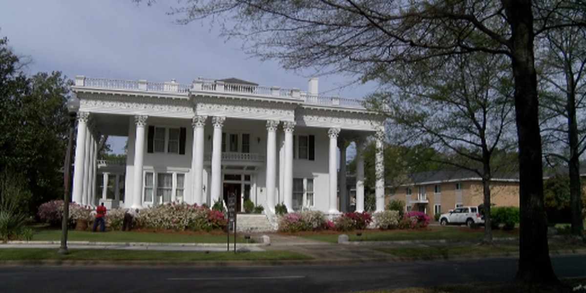 Eufaula cancels annual Pilgrimage of historic homes