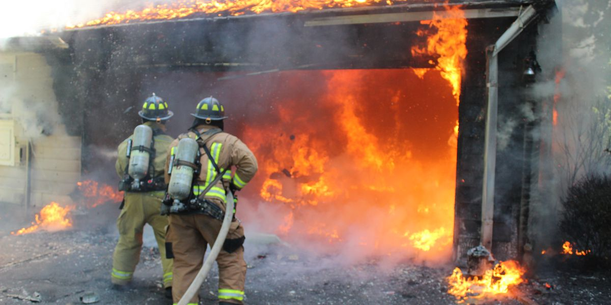 Nationwide shortage of volunteer firefighters willing to serve