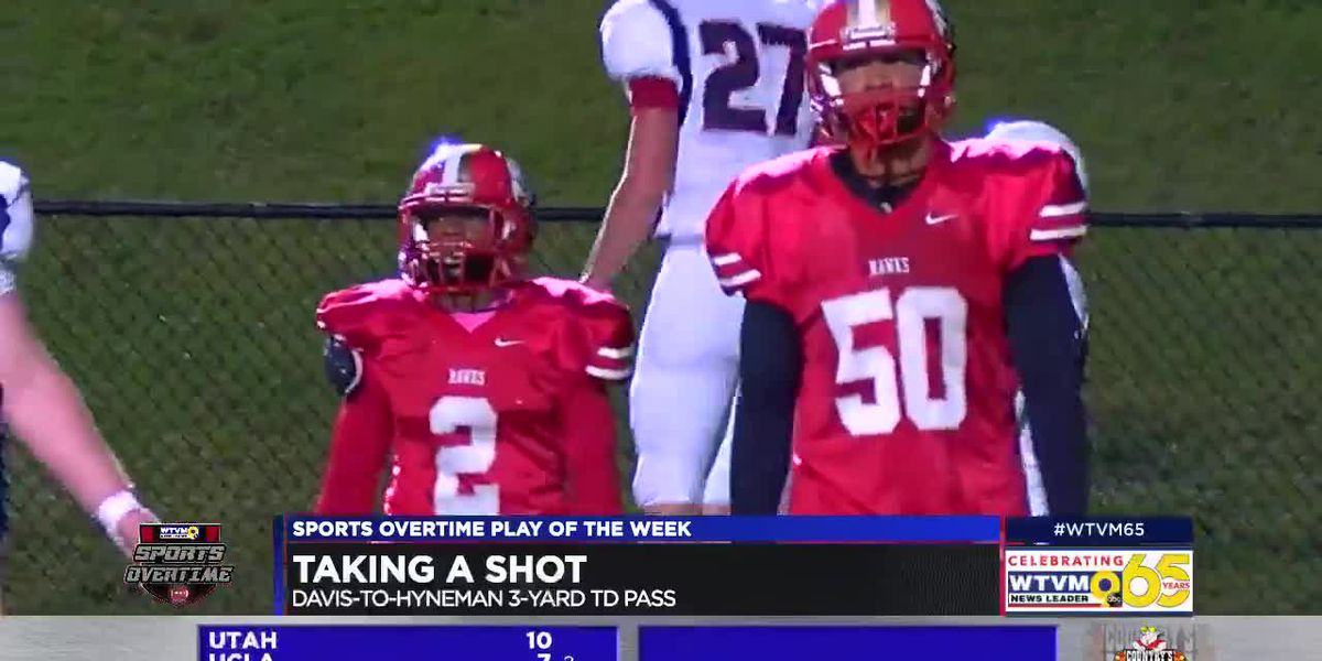 Sports Overtime Week 11: Play of the Week