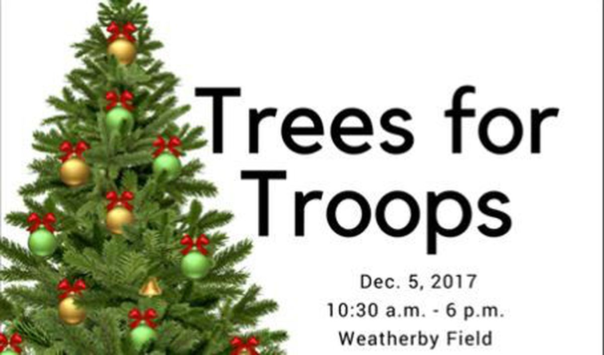 Trees for Troops gives 600 Christmas trees to Fort Benning service ...