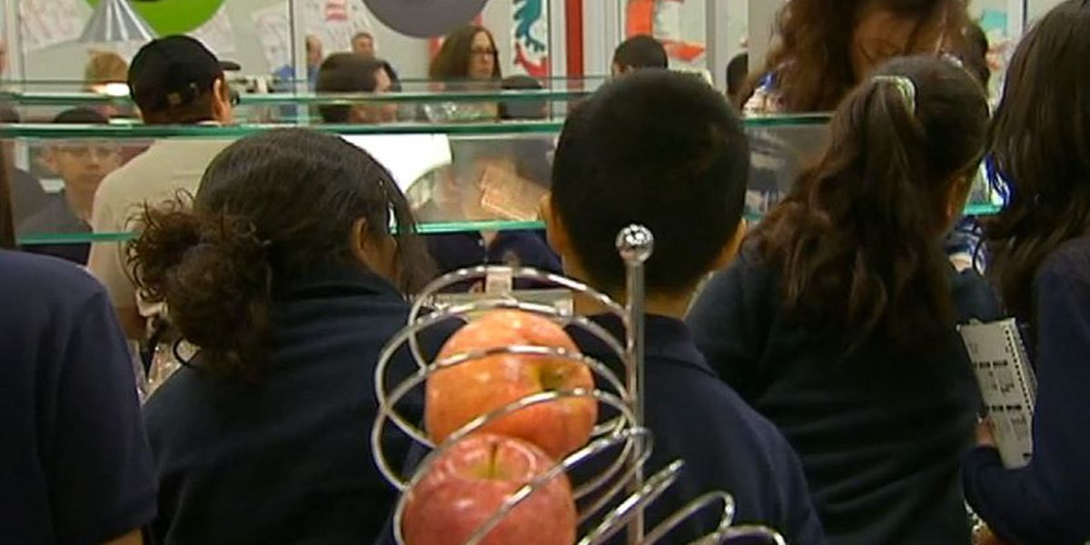 Public schools across US risk running out of funds for free, reduced lunch program