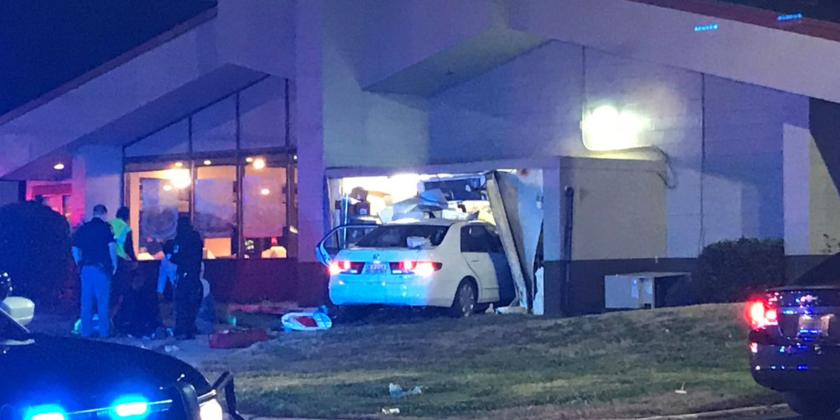 UPDATE: New details released after car crashes into Denny's restaurant in Columbus