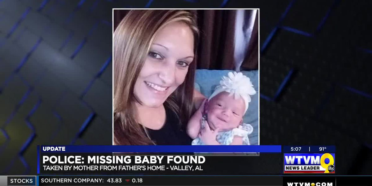 UPDATE: Valley police locate missing 4-month-old