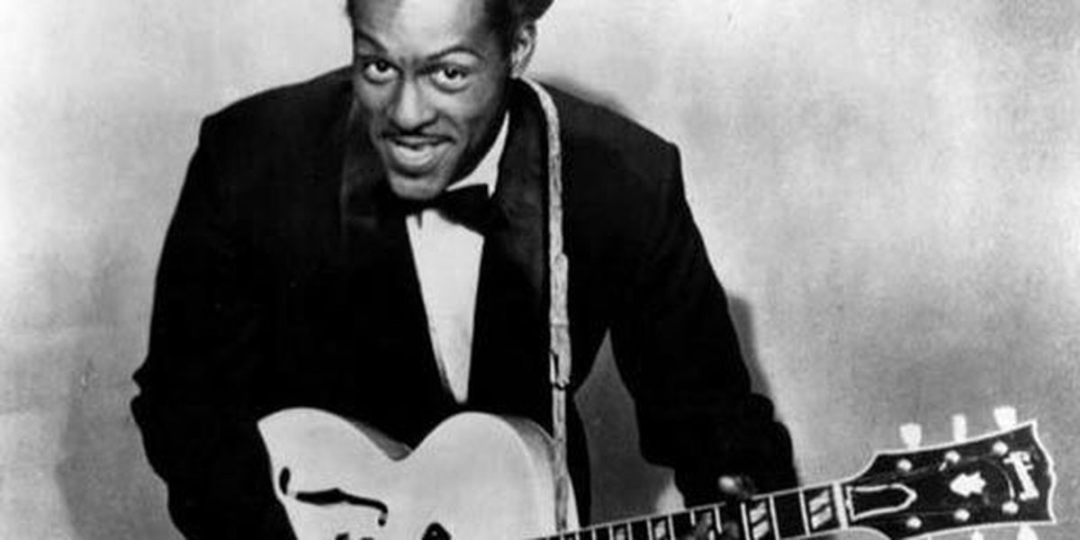 Chuck Berry dies at 90, reports say
