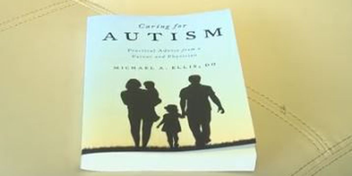 Autism expert in Columbus shares professional experience in new book