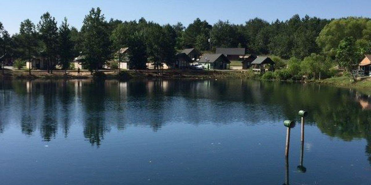 Ladonia lake drowning victim ID'd