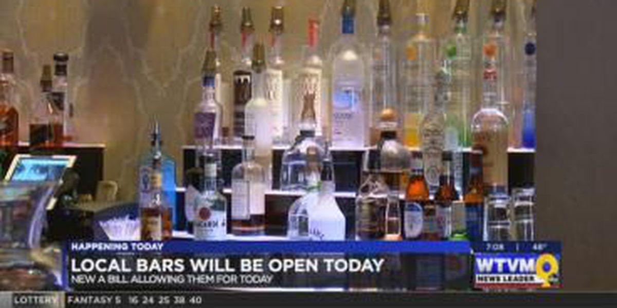 Columbus bars set to serve alcohol on Super Bowl Sunday