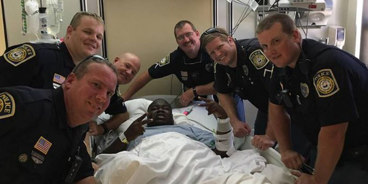 CPD visits man with autism in hospital following Tuesday shooting