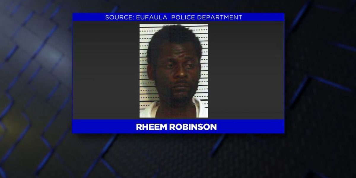 Man arrested for breaking into Eufaula convenience store