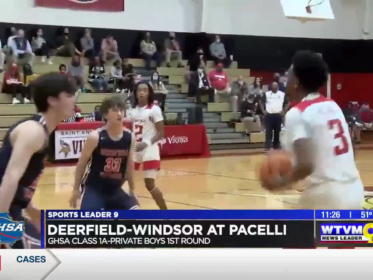 Wednesday night GHSA Playoff wrapup: Pacelli advances to 2nd round