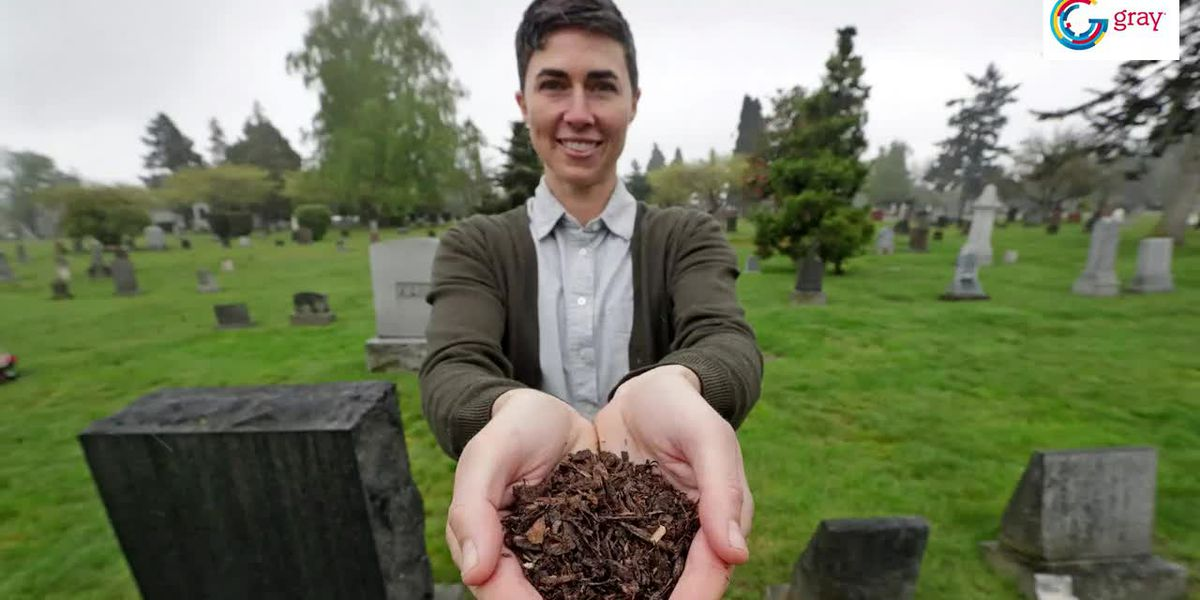 Washington cecomes first state to legalize composting of humans