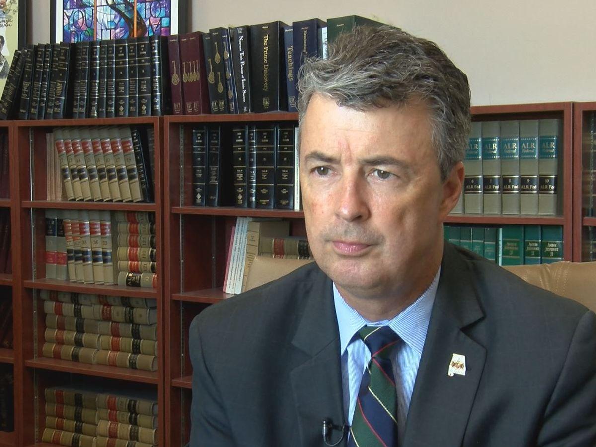 Alabama AG comes out against medical marijuana legislation