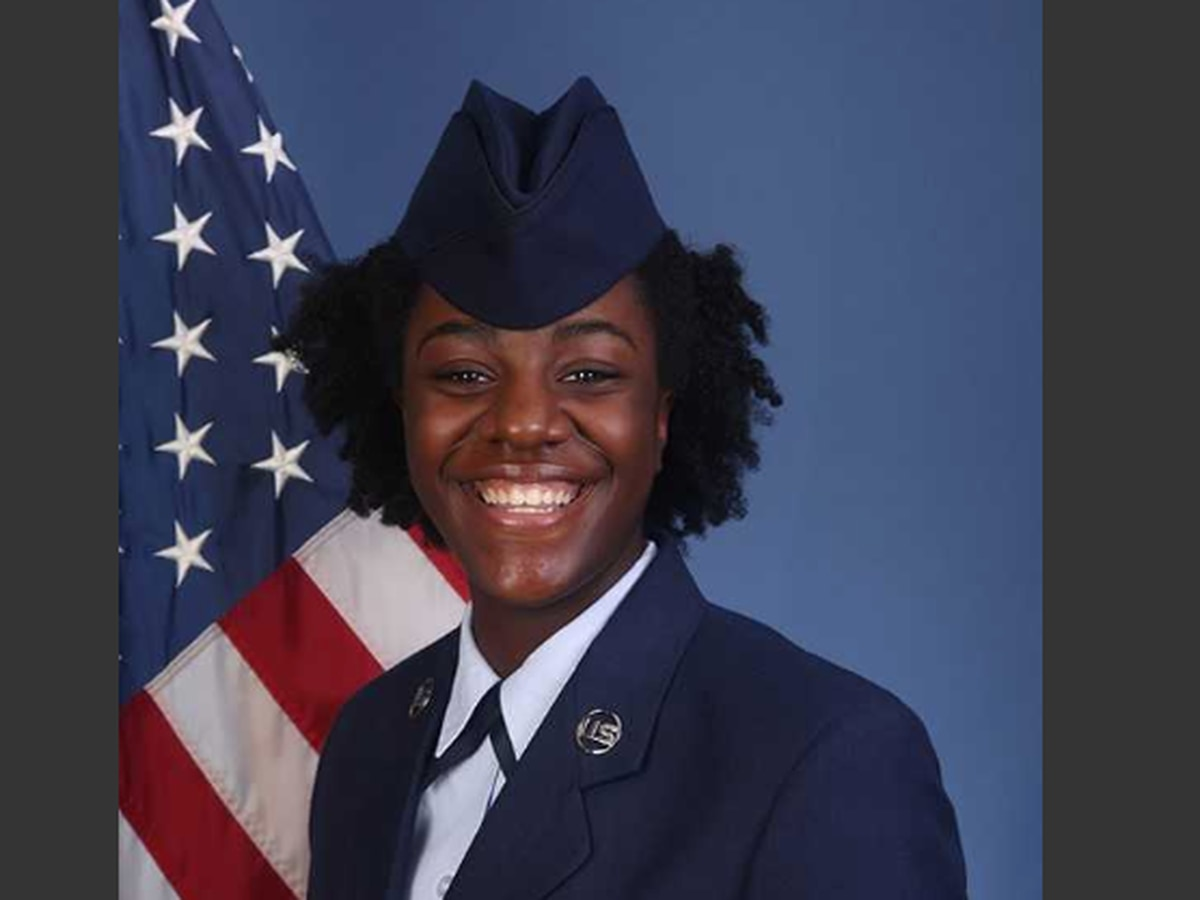 LaGrange native graduates from basic training in Texas