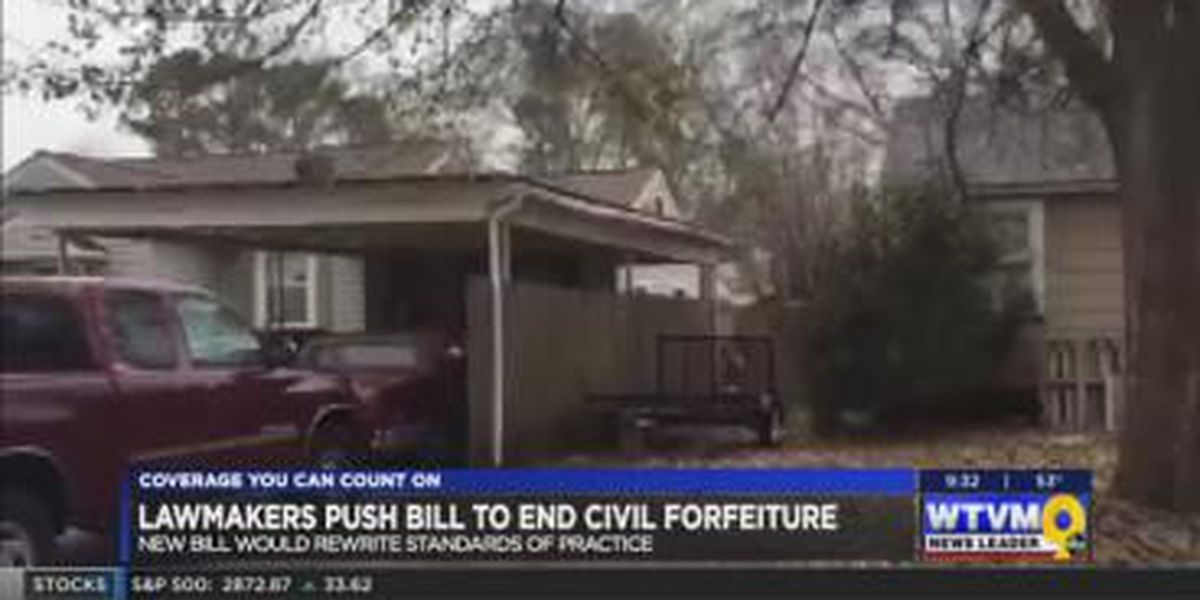 Lawmakers push for bill to end civil forfeiture