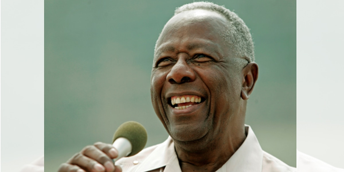 Congressman Sanford Bishop release statement on the death of baseball legend Hank Aaron
