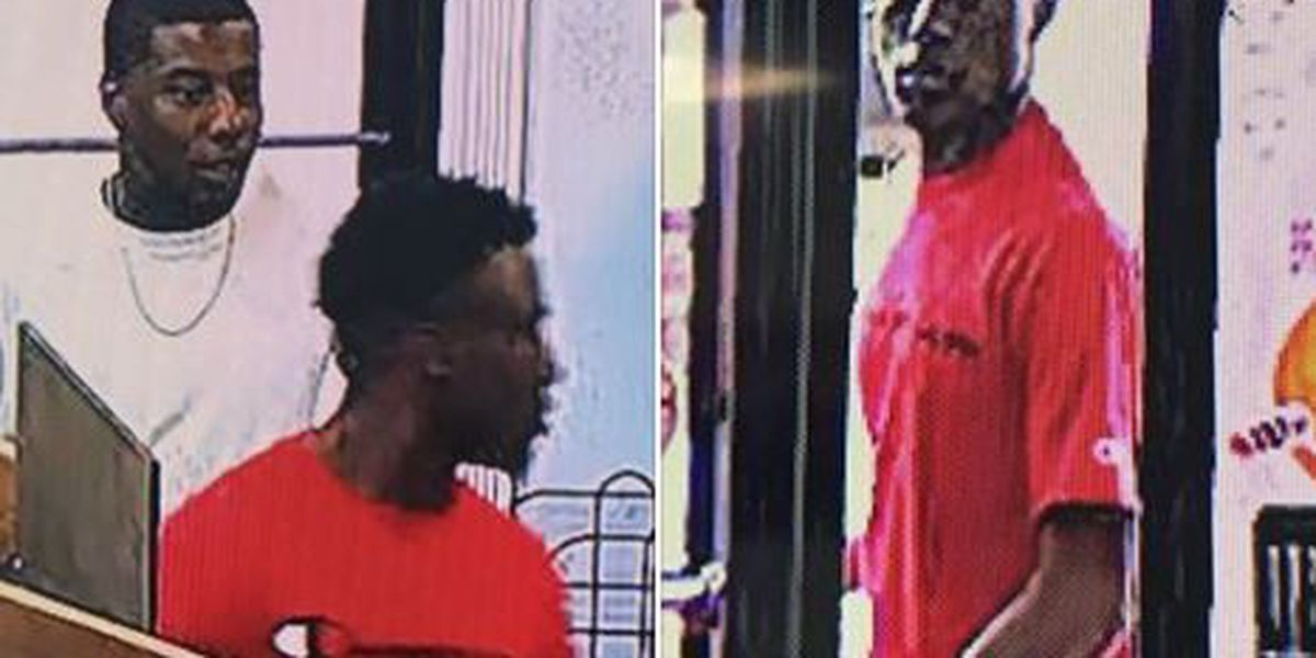 LaGrange police searching for 2 shoplifting suspects