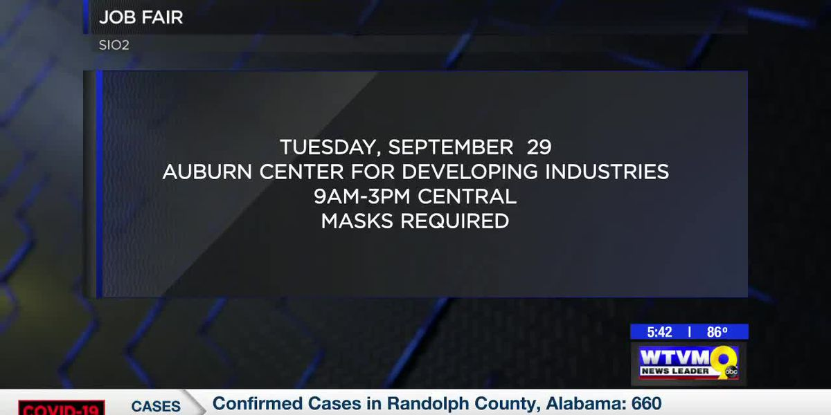 Opportunities abound for Auburn job seekers with upcoming job fairs