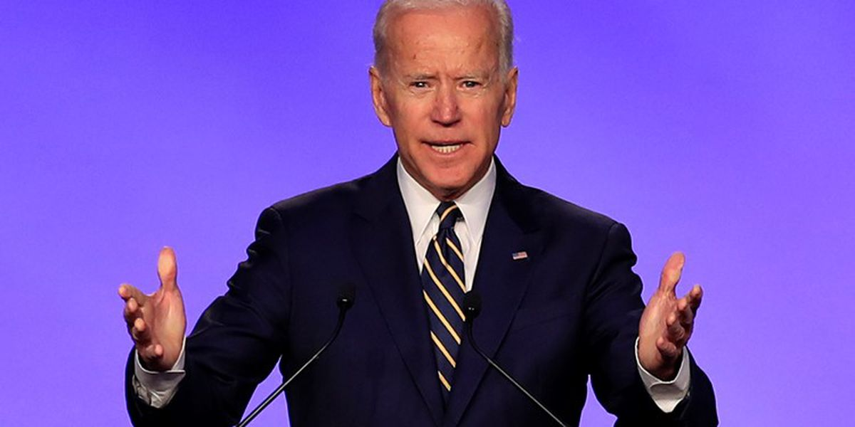 Ex-Vice President Joe Biden joins presidential race