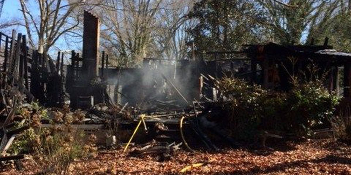 Man dies in Friday morning house fire in Greenville