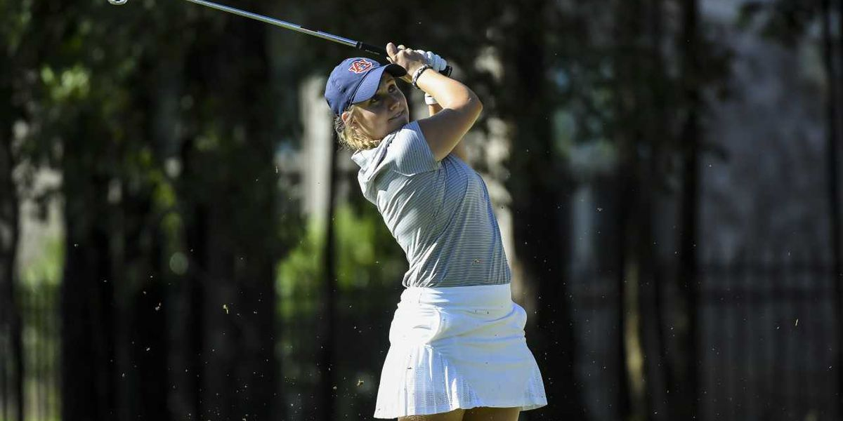 Auburn University golfer to compete in inaugural national tournament