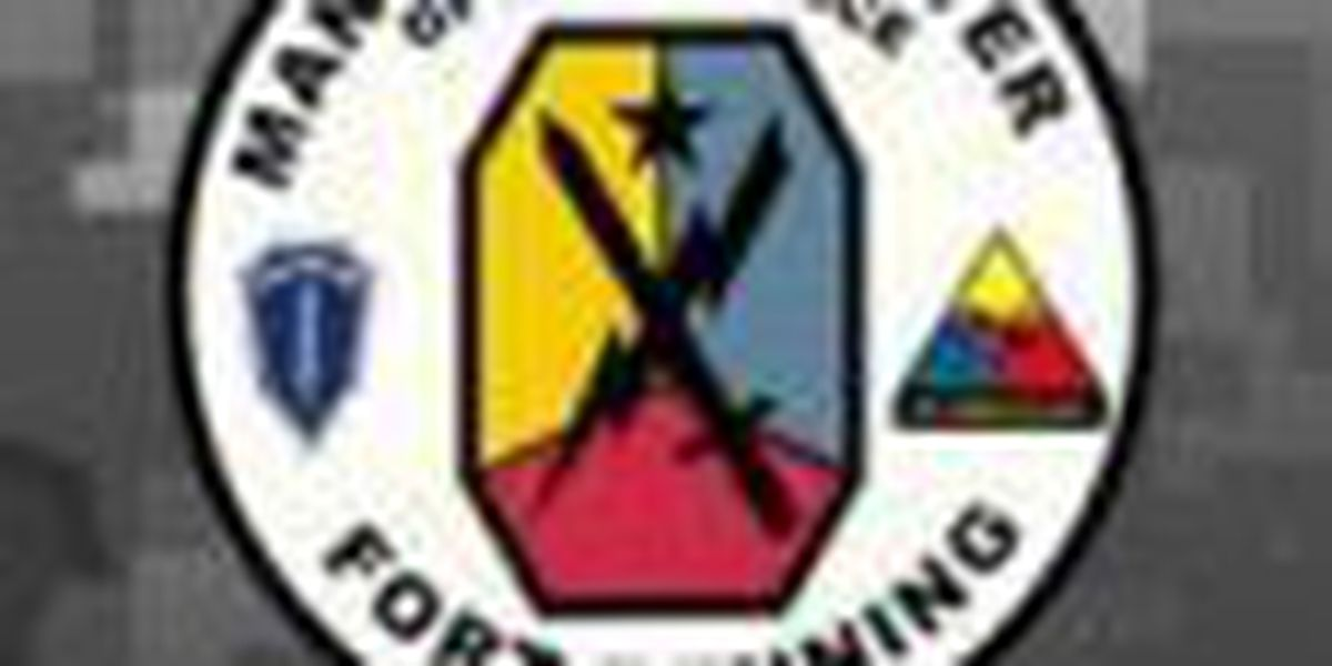 Road closed on Fort Benning due to repairs