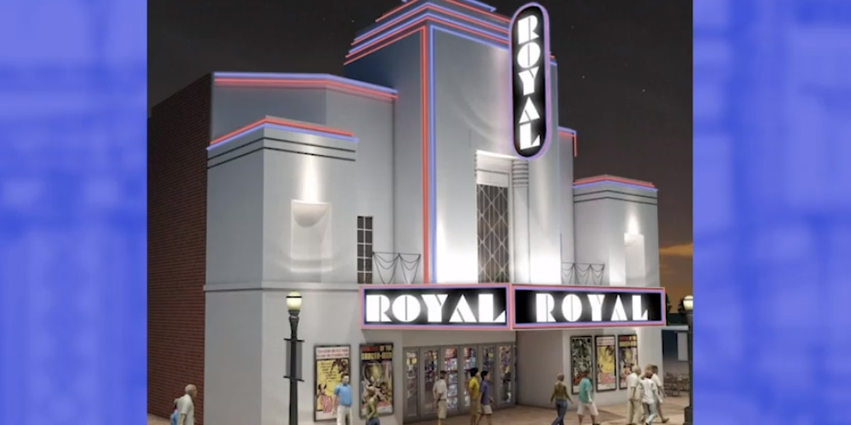 Hogansville receives 200K grant to restore iconic Royal Theatre, creating 75 news jobs