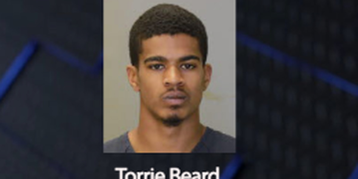 Man arrested for shooting at Lucky Food Mart on Floyd Rd.