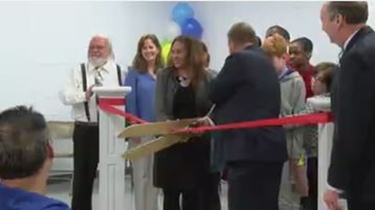 Double Churches Middle School Adds New Wing For Students With Autism