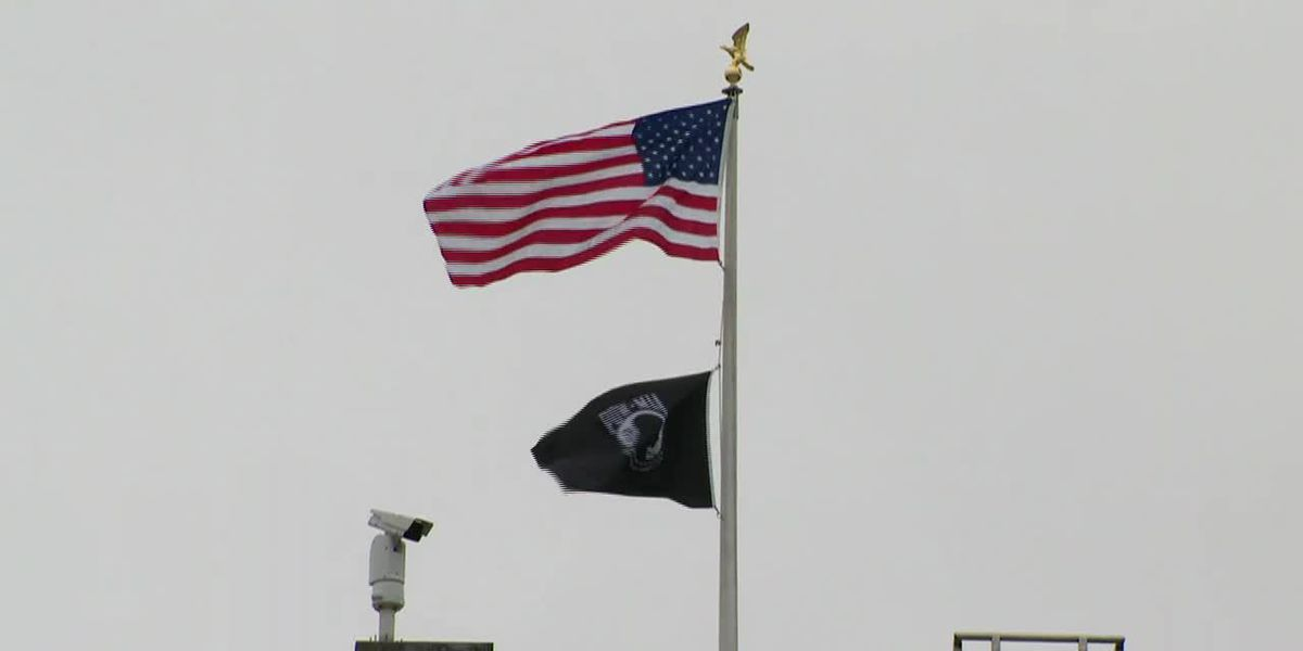 White House POW/MIA flag