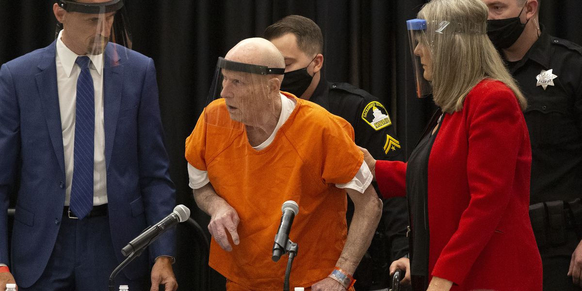 'Golden State Killer' pleads guilty to 13 murders, admits multiple rapes