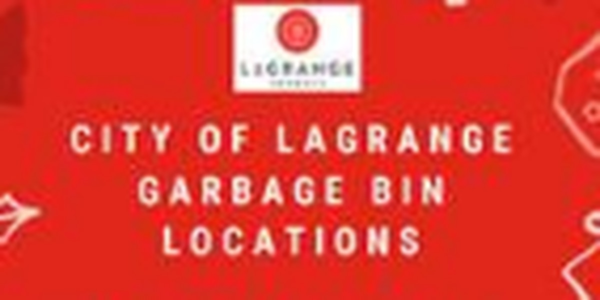 City of Lagrange releases holiday garbage/recycling changes