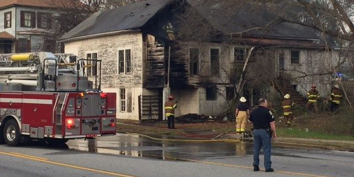 No injuries reported in Columbus 2nd Ave house fire