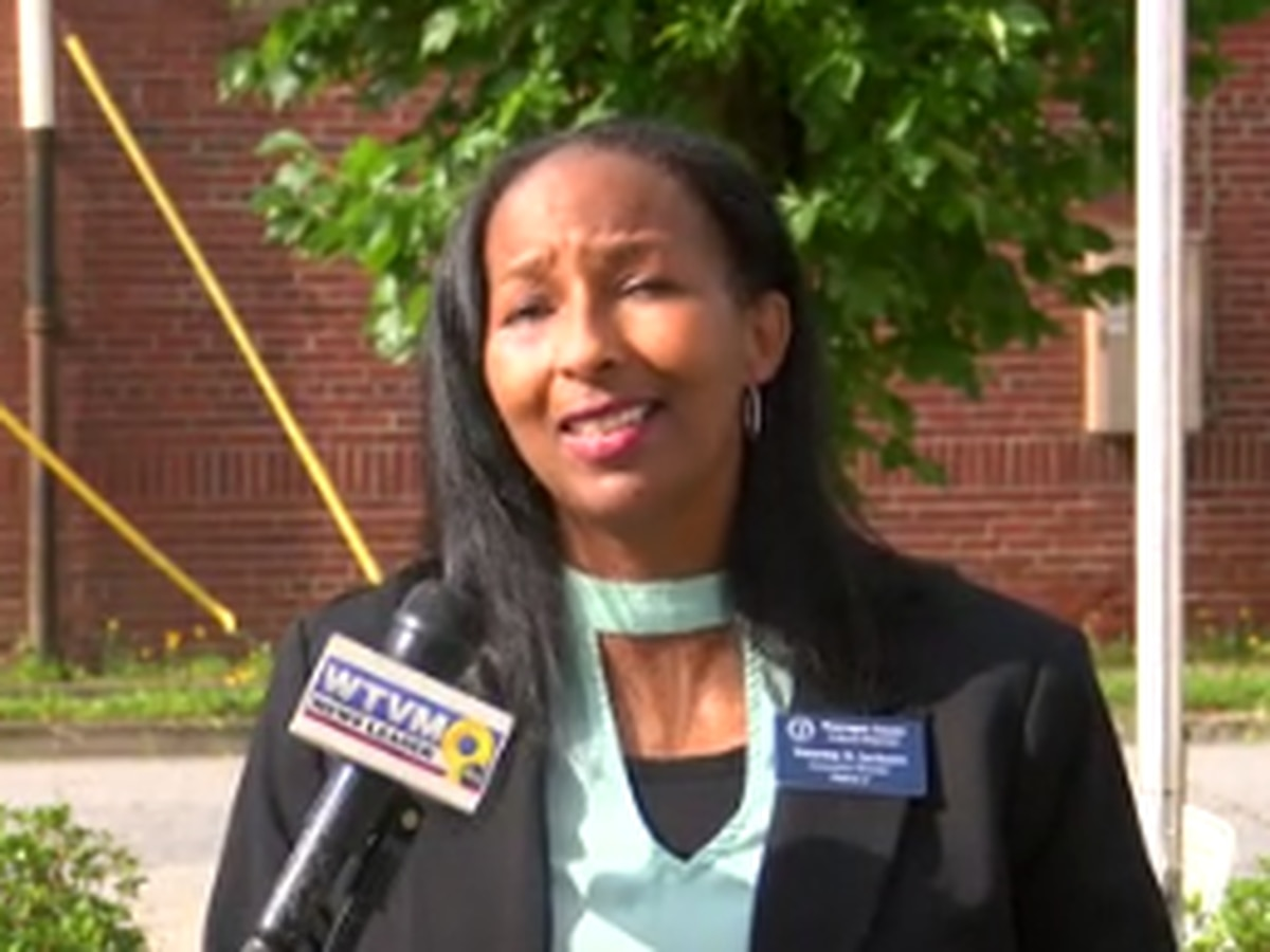 Vanessa Jackson seeks reelection for Muscogee County School Board District 3