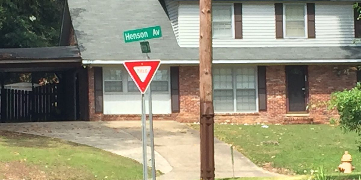 Columbus police investigate shooting on Henson Ave.