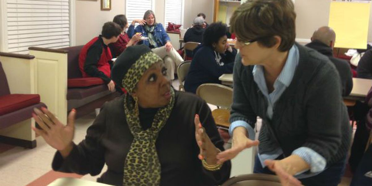 LaGrange organization helps people understand what it's like living in poverty