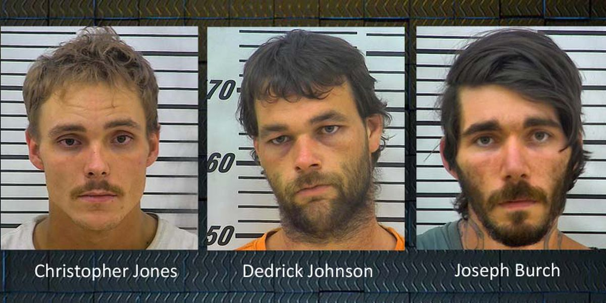3 arrested in connection to Coffee Co. double homicide