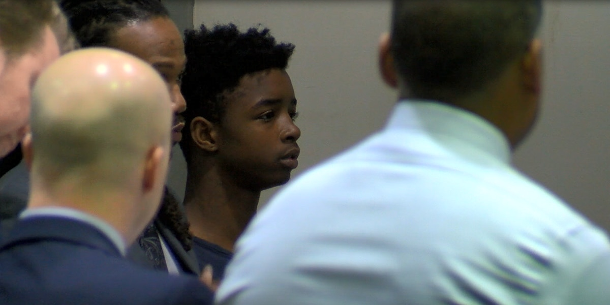 Teen suspect linked to Columbus thefts and murder appears in court